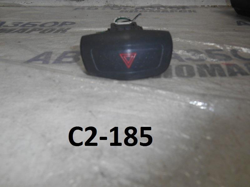 Кнопка аварийной сигнализации Nissan Primera HP12 передняя (б/у)