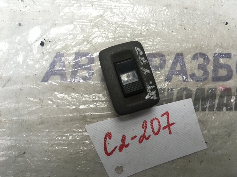 Кнопка стеклоподъемника Toyota Corona Ii AT170 задняя (б/у)