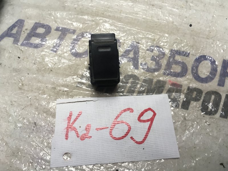 Кнопка стеклоподъемника Toyota Tc NCP20 передняя (б/у)