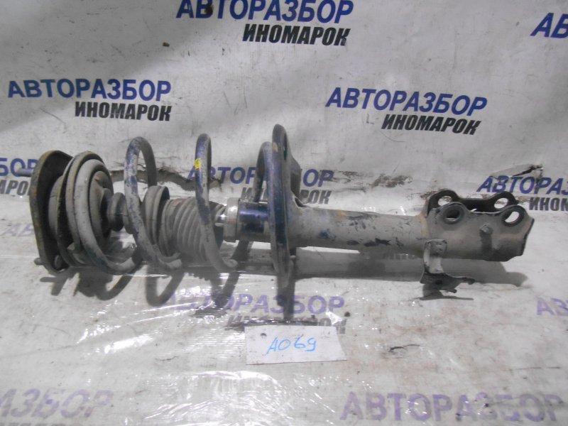 Амортизатор передний правый Toyota Rav4 ACA31W передний правый нижний (б/у)