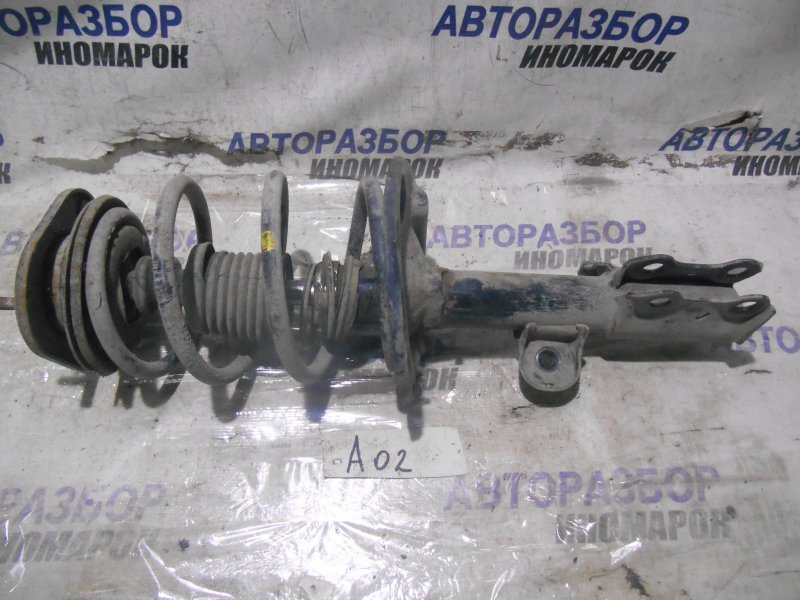 Амортизатор передний левый Toyota Rav4 ACA31W передний левый нижний (б/у)