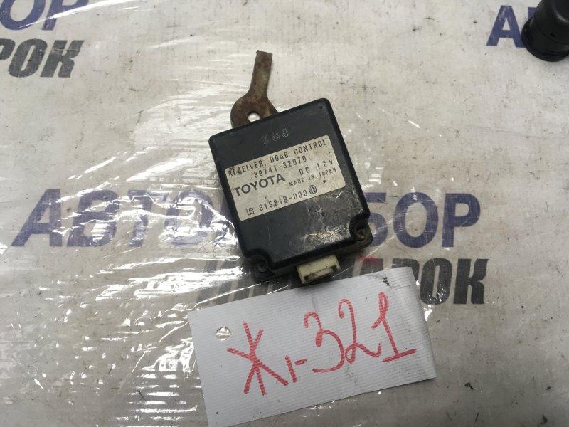 Блок управления дверьми Toyota Vista Ardeo AZV50 (б/у)