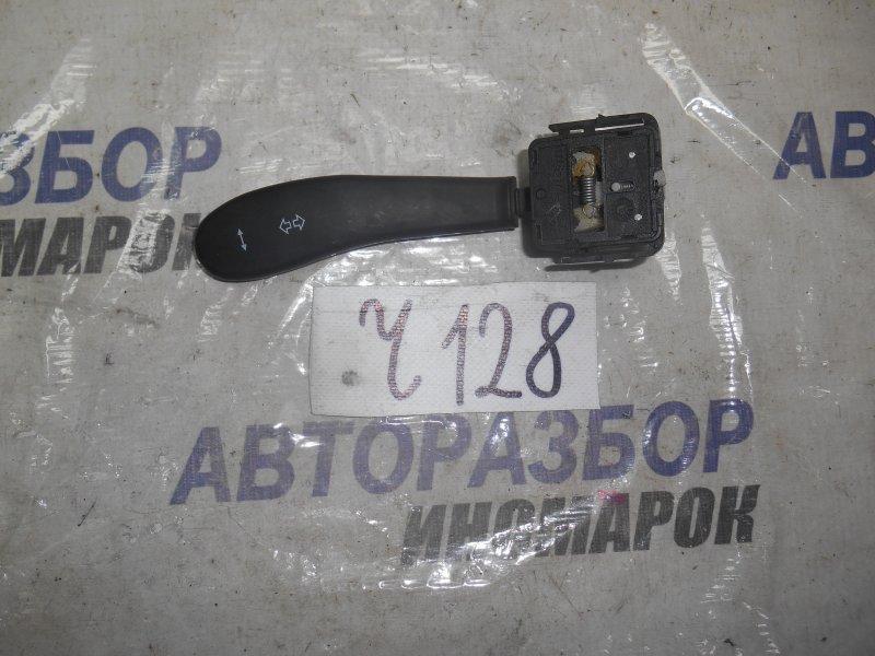 Переключатель поворотов Лада Калина 2110 передний левый верхний (б/у)