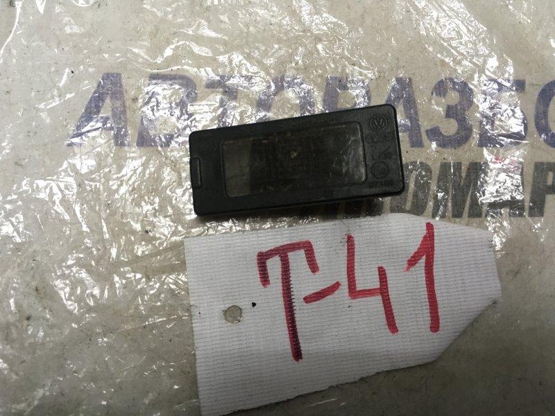 Фонарь подсветки номера Seat Alhambra 710 (б/у)