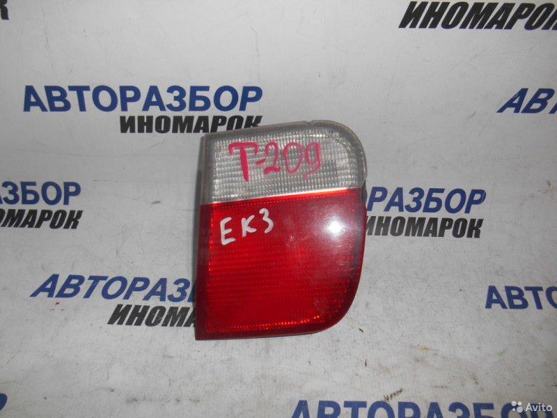 Фонарь задний правый Honda Ballade EK2 задний правый (б/у)