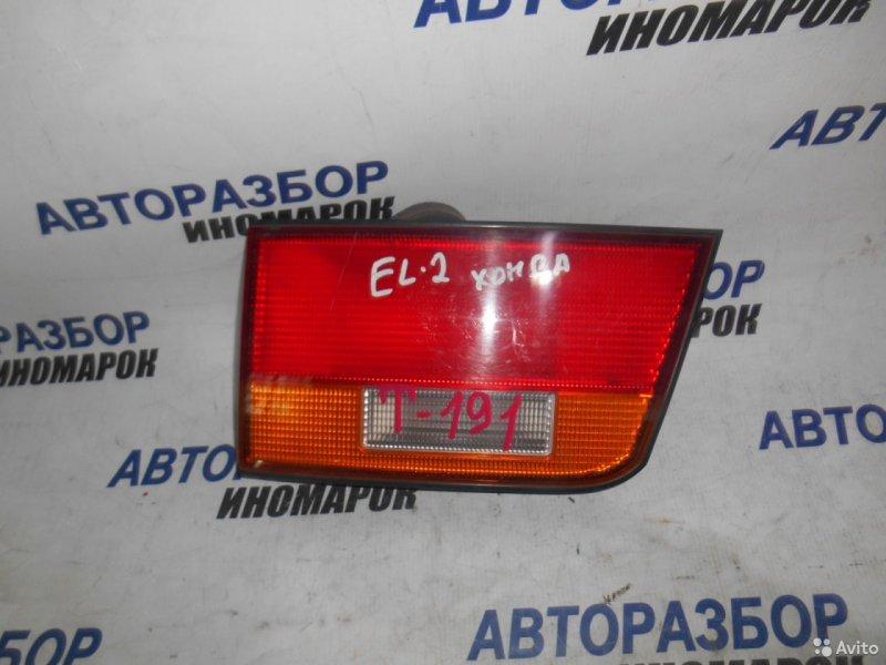 Фонарь задний правый Honda Orthia EL1 задний правый (б/у)