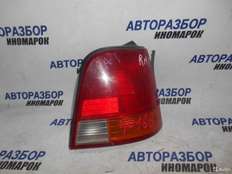 Фонарь задний правый Honda Odyssey RA1 задний правый (б/у)