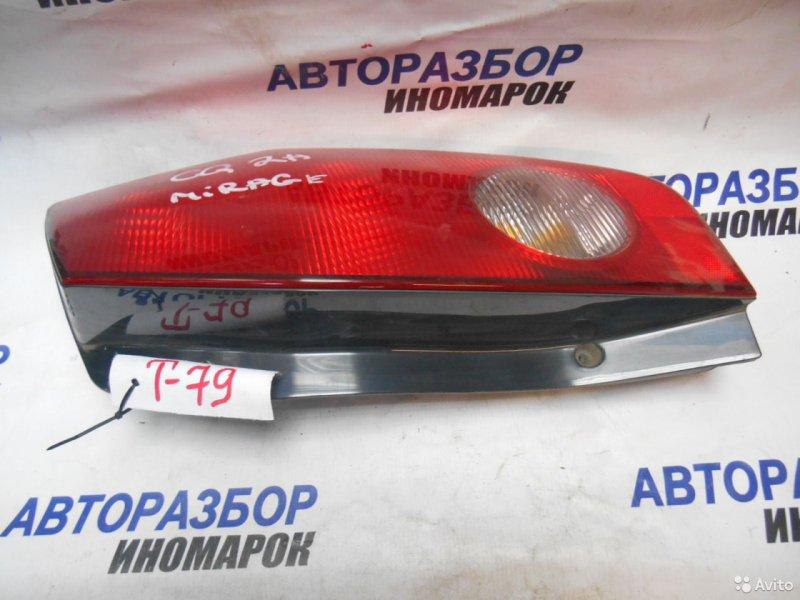 Фонарь задний правый Mitsubishi Dingo CQ1A задний правый (б/у)