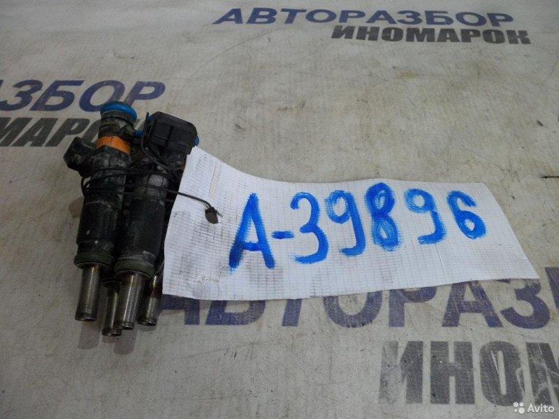 Форсунка топливная Chevrolet Zafira A05 Z18XER (б/у)