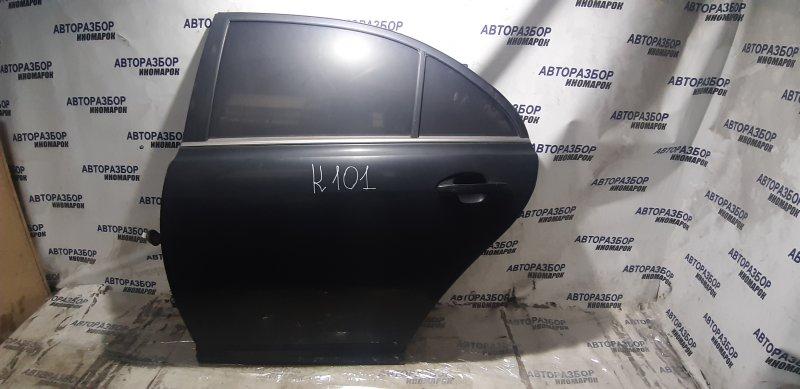 Дверь задняя левая Toyota Avensis ADT250 задняя левая (б/у)