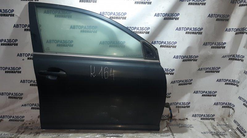 Дверь передняя правая Toyota Avensis ADT250 передняя правая (б/у)