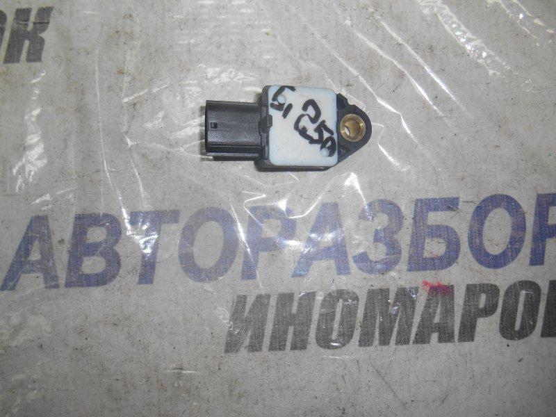 Датчик airbag Toyota Avensis ADT250 задний правый (б/у)