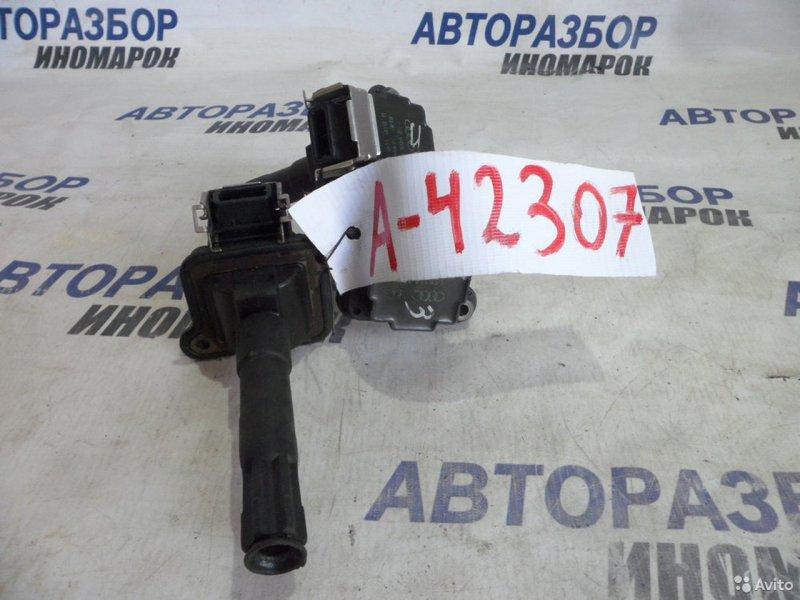 Катушка зажигания Audi A3 8L1 ACK (б/у)