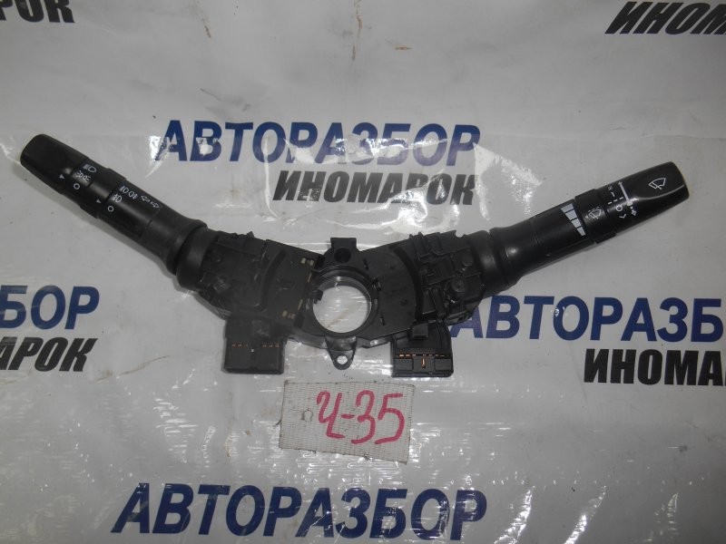 Блок подрулевых переключателей Hyundai Solaris QB передний левый (б/у)