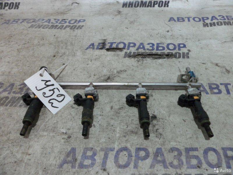 Форсунка топливная Opel Signum B Z18XER передняя верхняя (б/у)