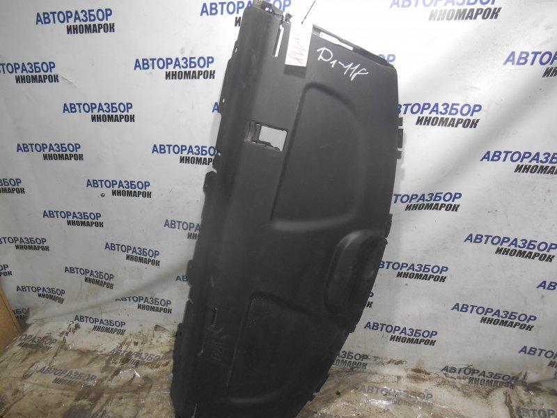 Полка багажника Hyundai Solaris RB G4FA задняя верхняя (б/у)