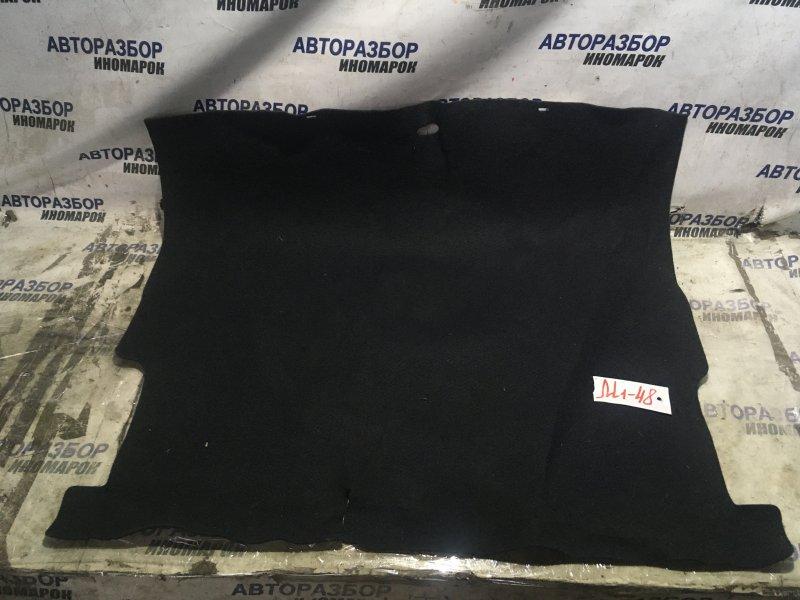 Пол багажника Hyundai Solaris RB G4FA задний нижний (б/у)