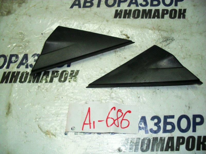 Накладка крыла Hyundai Solaris RB G4FA передняя (б/у)