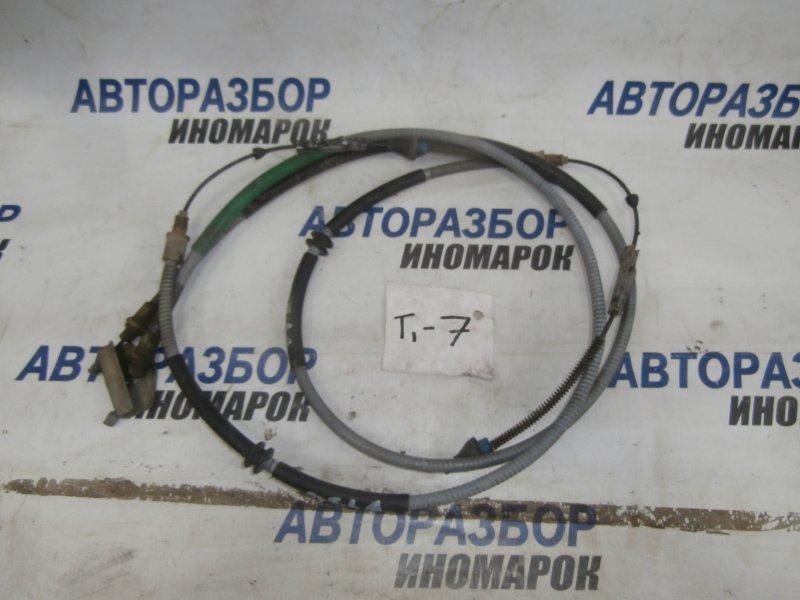 Трос ручника Mazda Demio DY3R передний (б/у)