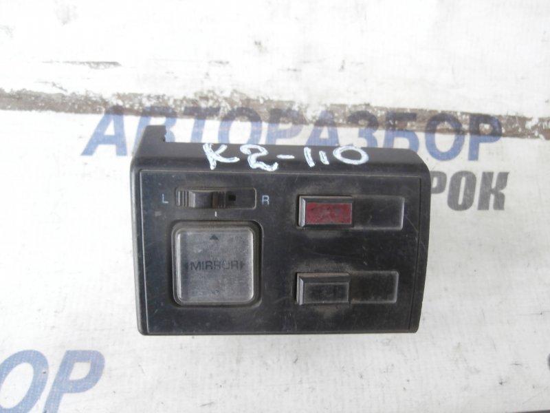 Блок управления зеркалами Toyota Cressida GX71 передний правый (б/у)