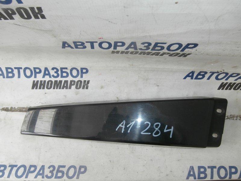Накладка стойки центральная правая Skoda Rapid NA2 передняя правая верхняя (б/у)