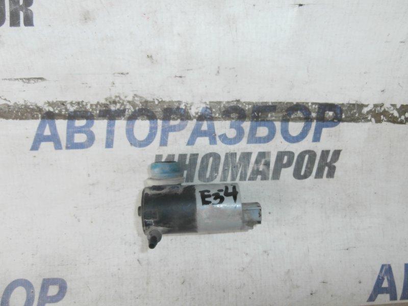Насос омывателя Toyota Auris NDE140 передний левый нижний (б/у)