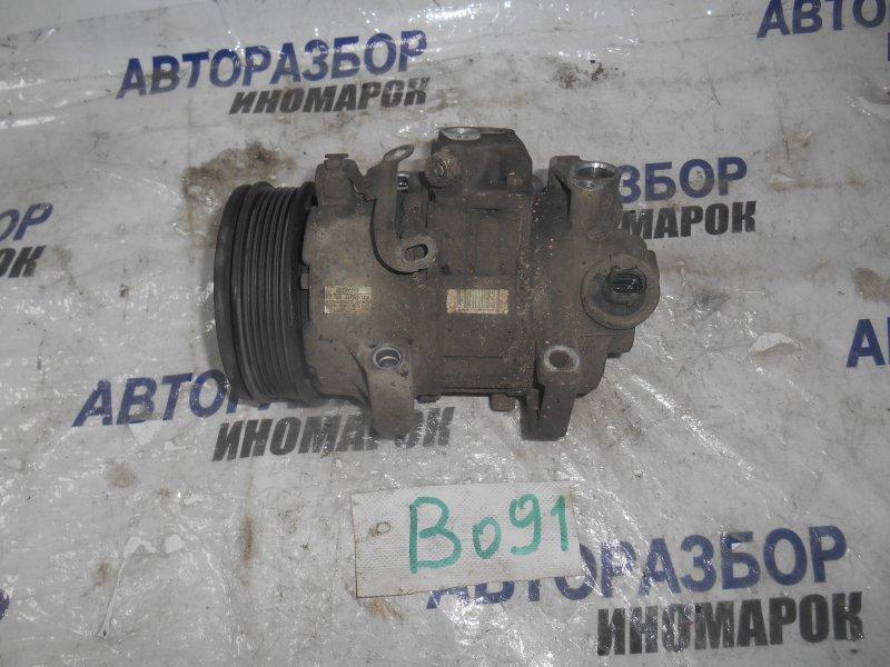 Компрессор кондиционера Toyota Xd ZSP110 1ZRFAE передний (б/у)