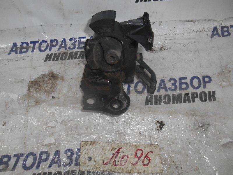 Подушка коробки передач Toyota Corolla ZRE151L 2AZFE передняя левая нижняя (б/у)