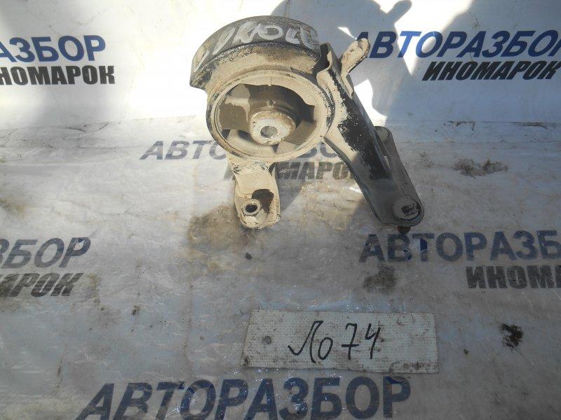 Подушка двигателя задняя Toyota Auris AZE151 1NDTV задняя нижняя (б/у)