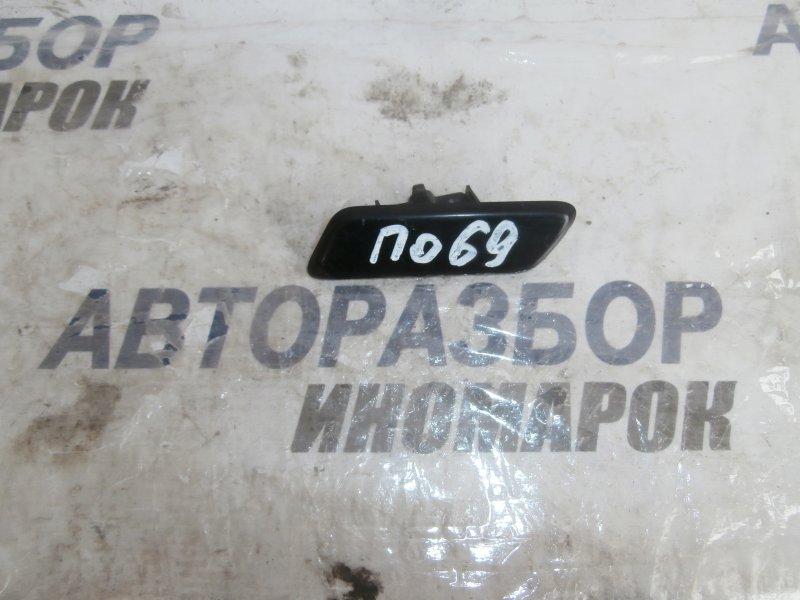 Крышка форсунки омывателя фар Toyota Rav4 ACA30 передняя левая нижняя (б/у)