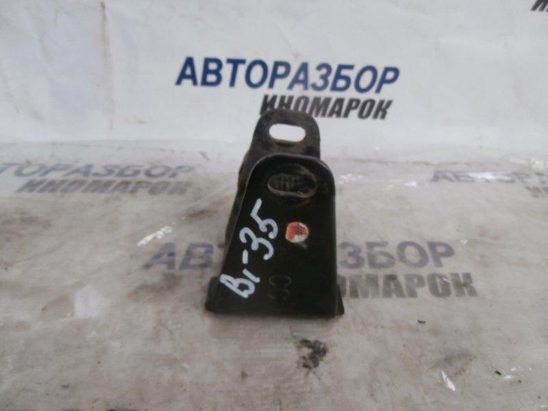 Кронштейн опоры двигателя Toyota Avensis ADT250 1ADFTV передний нижний (б/у)