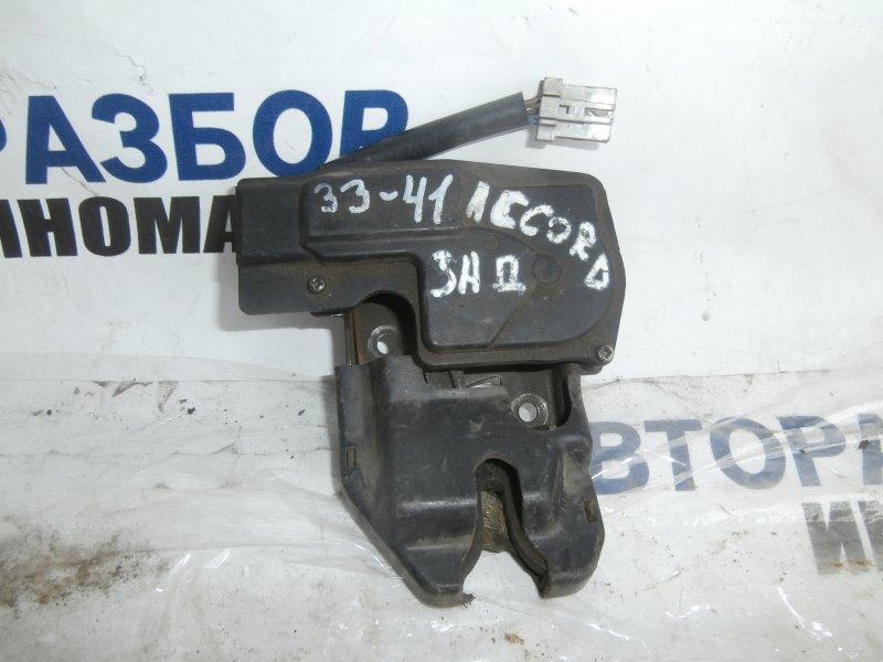 Замок багажника Honda Accord CF3 задний (б/у)
