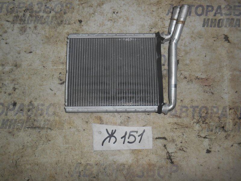 Радиатор печки Lexus Ct200H ZWA10 передний верхний (б/у)