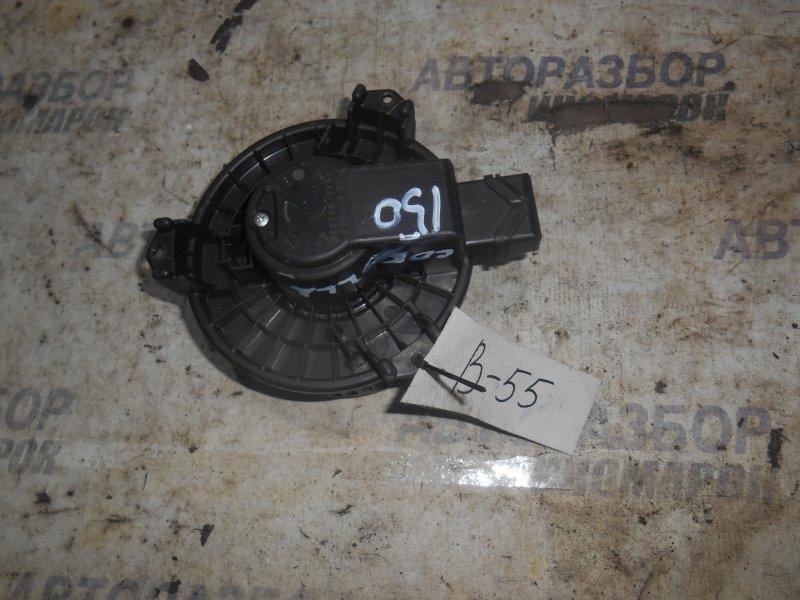 Мотор печки Toyota Tc AGT20 AGT20 передний нижний (б/у)