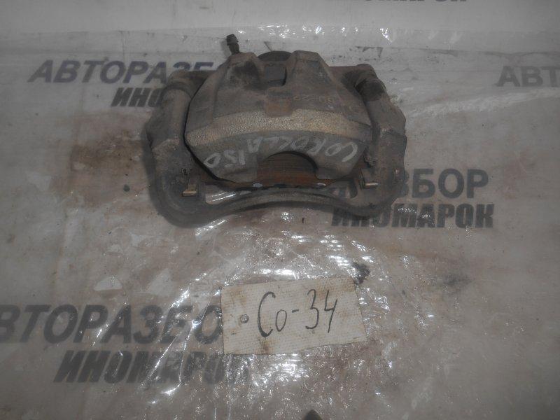Суппорт передний правый Scion Xd ZSP110 2007 передний правый нижний (б/у)