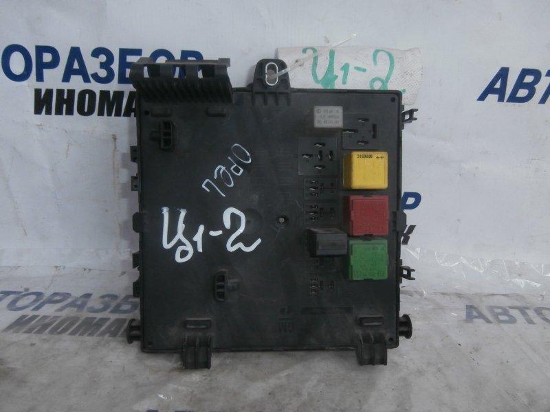 Блок предохранителей, реле Opel Vectra C Z18XER (б/у)