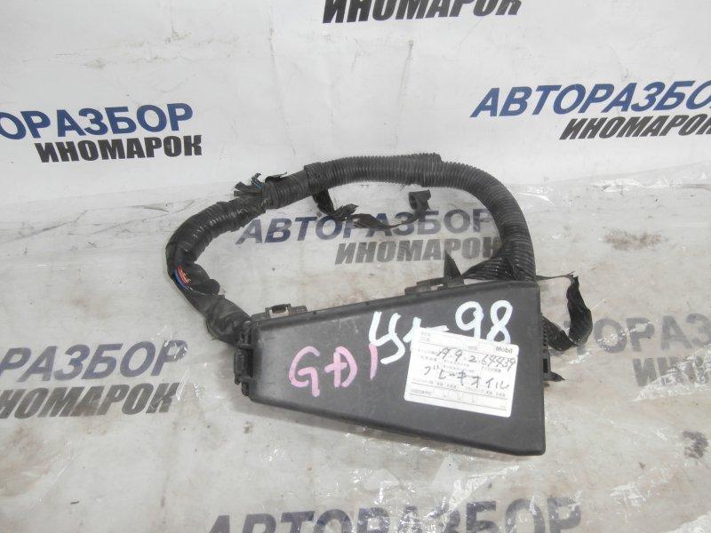 Блок предохранителей, реле Honda Airwave GJ1 QG18DE передний правый (б/у)