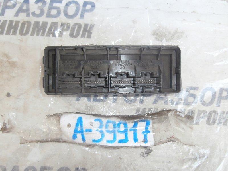 Блок управления климат-контролем Chevrolet Cruze J300 передний (б/у)