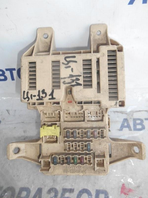 Блок предохранителей, реле Toyota Gaia CXM10 передний (б/у)