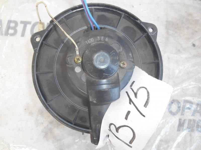 Мотор печки Toyota Avensis Verso ACM20 передний верхний (б/у)