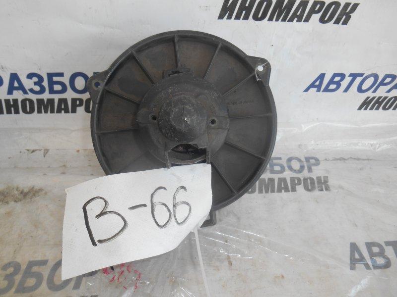Мотор печки Toyota Camry CR21 передний верхний (б/у)
