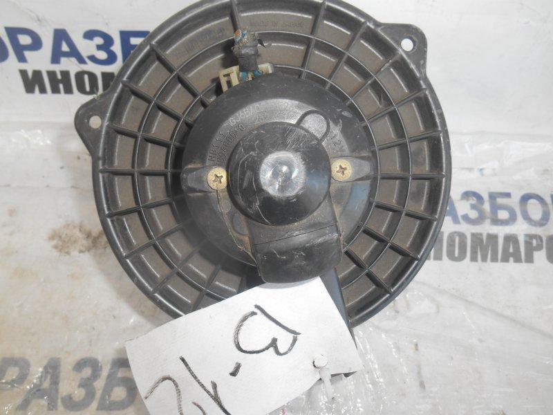 Мотор печки Mazda Demio DY3W передний верхний (б/у)