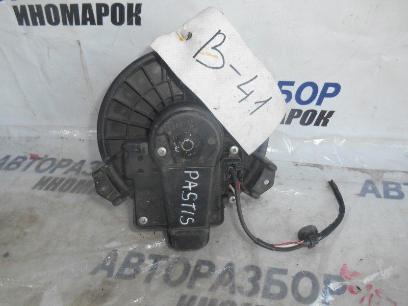 Мотор печки Toyota Belta NCP110 передний верхний (б/у)