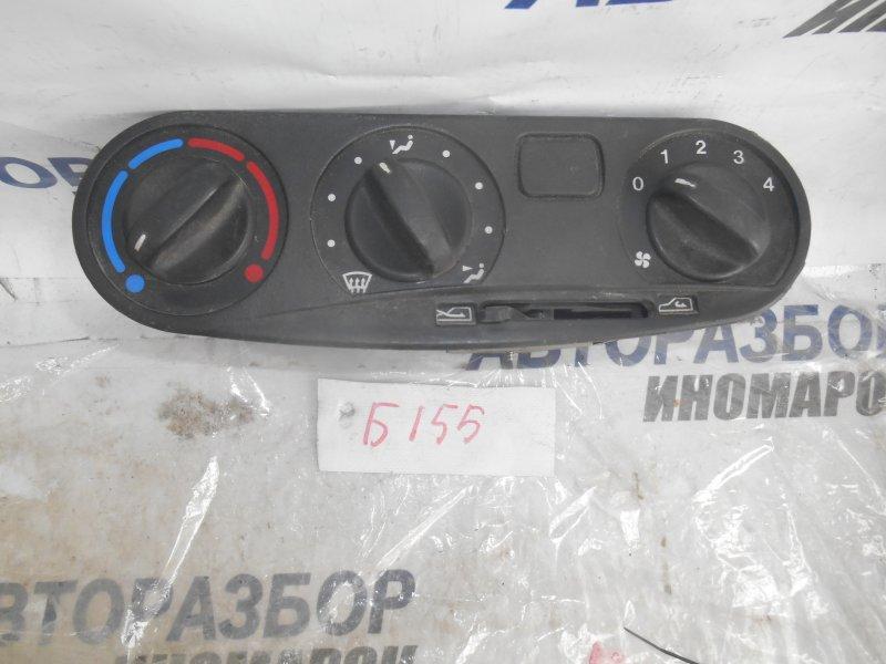 Блок управления климат-контролем Chevrolet Niva 21236 передний (б/у)