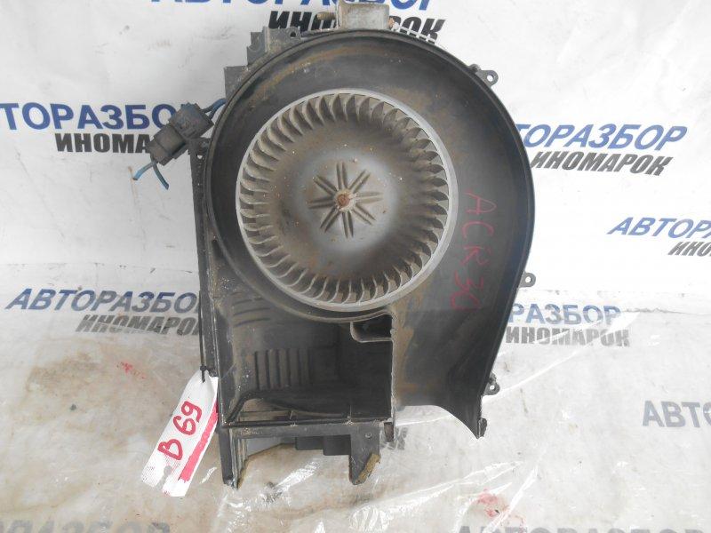 Мотор печки Toyota Alphard ANH10 передний (б/у)