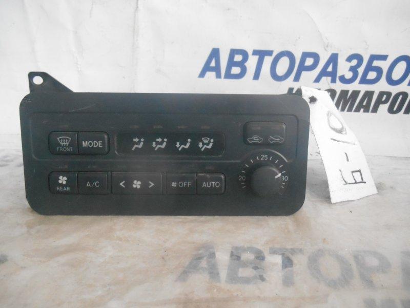 Блок управления климат-контролем Toyota Lite Ace Noah CR40 передний (б/у)