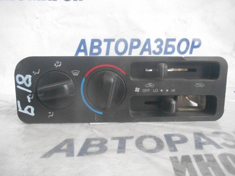 Блок управления климат-контролем Toyota Lite Ace Noah CR40 передний верхний (б/у)