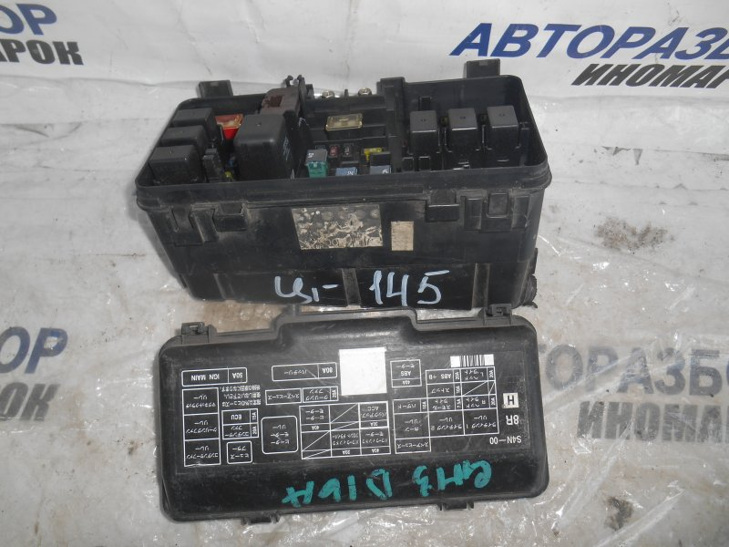 Блок предохранителей, реле Honda Accord TA1 B20B передний (б/у)