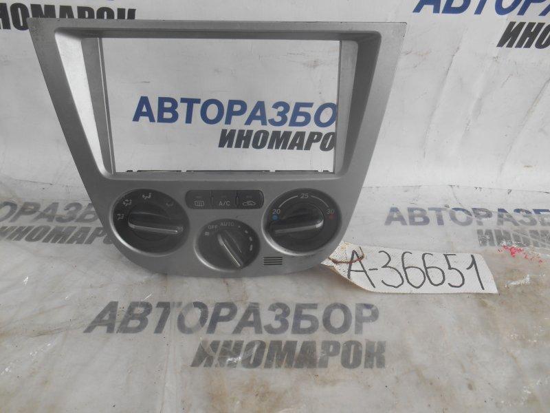 Блок управления климат-контролем Subaru Impreza GD4 передний (б/у)