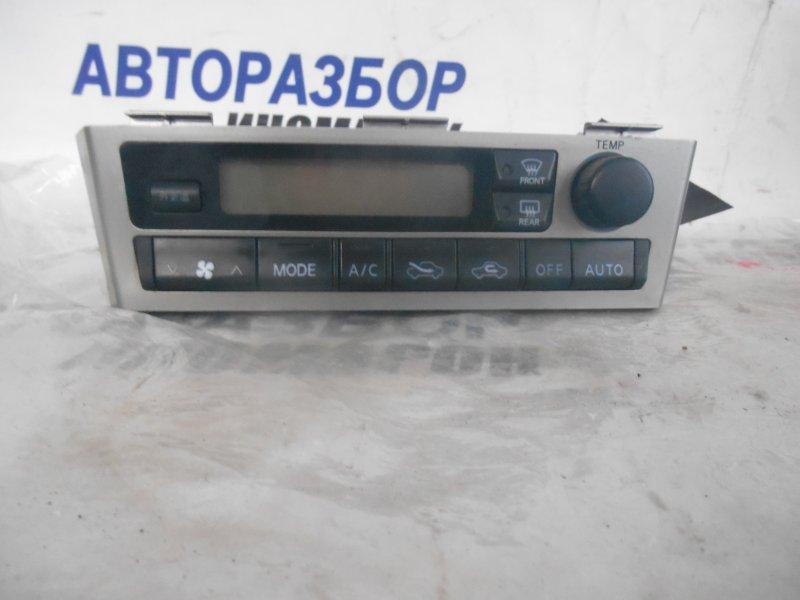 Блок управления климат-контролем Nissan Avenir PNW11 передний (б/у)